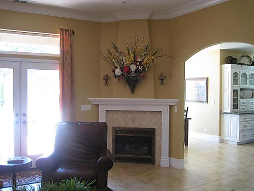 Fireplace 002