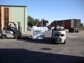 Forkliftsmall