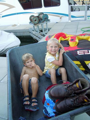 Houseboatkidscart