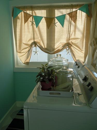 Laundryroomcurtains
