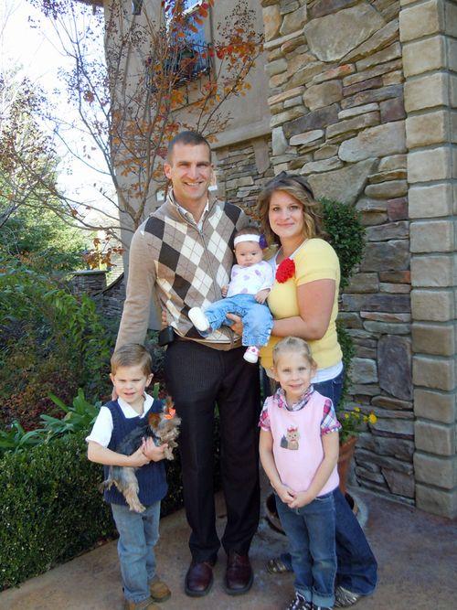 Thanksgivingsamsfamily