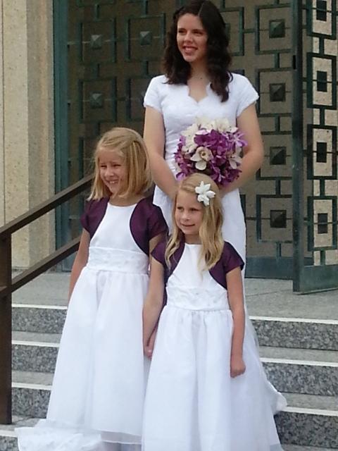 Masonjessicaandflowergirls