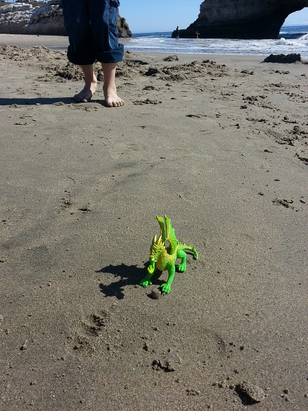 Beachgreentoy