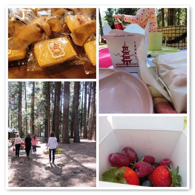 Cabin-weekend-picnic