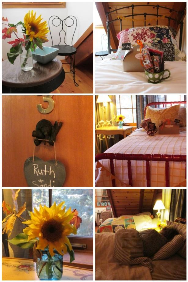Cabin-weekend-rooms