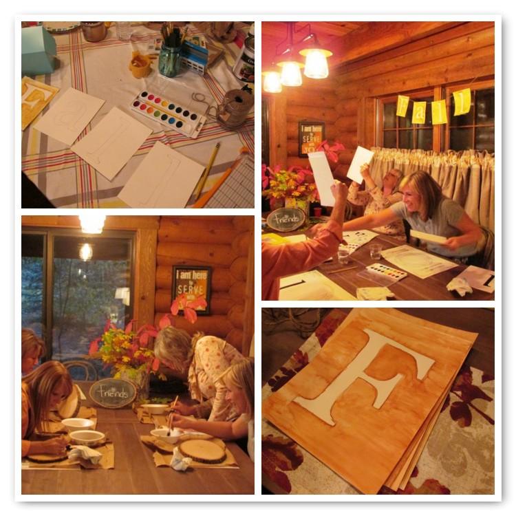 Cabin-weekend-crafts