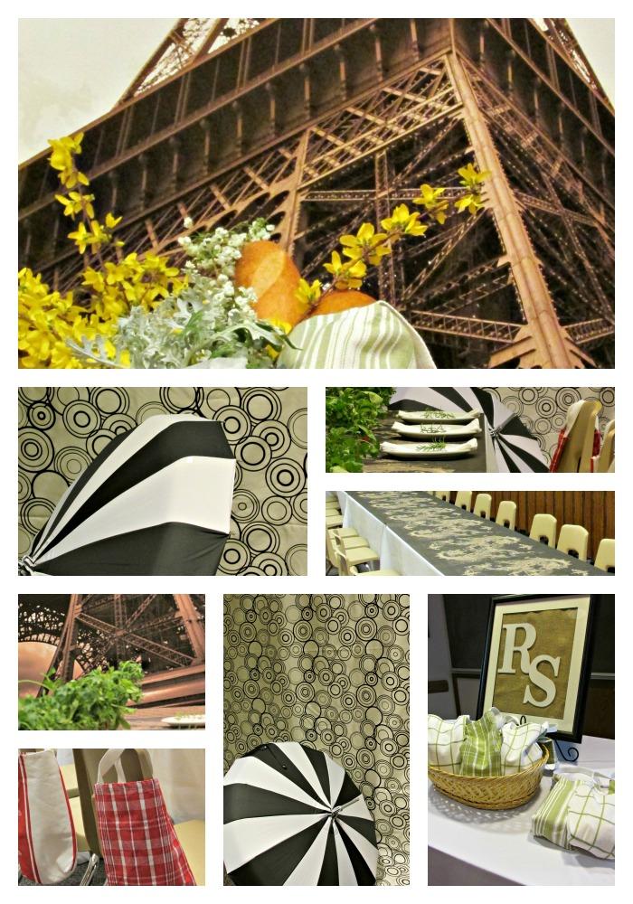Relief society umbrella Collage