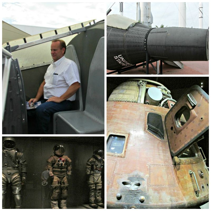 Kennedy space center Collage