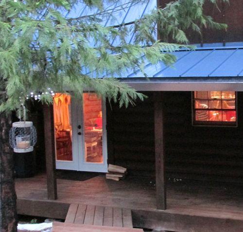 Cabin cooking class- night light