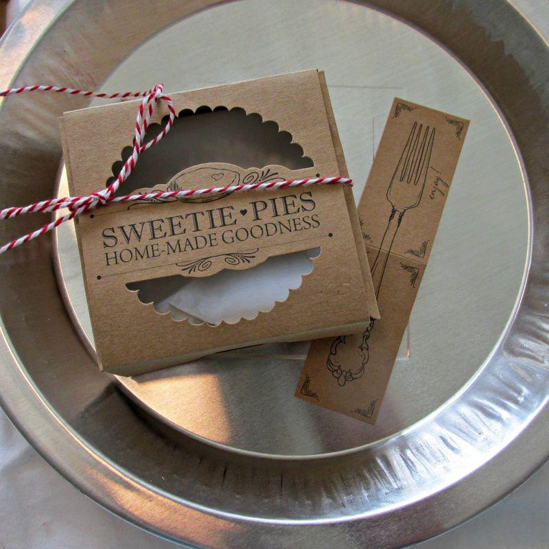 Pie in July pie box sweetie pies