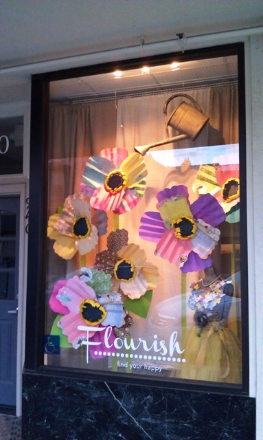 Flourish window flowers