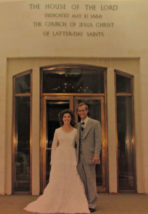 Wedding day us temple
