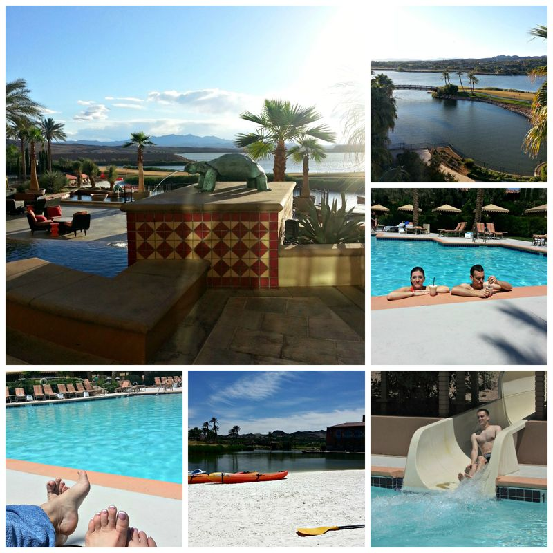 LV Westin resort  Collage