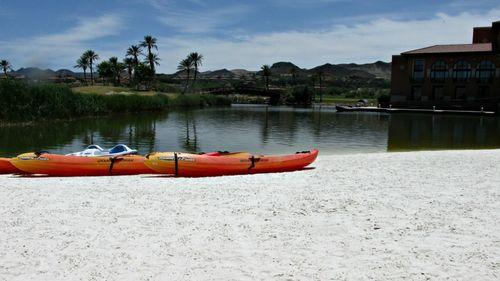 Westin resort lake beach
