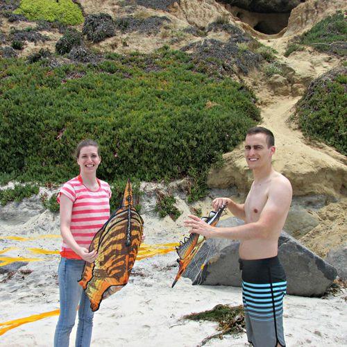 Ponto beach Denver and Bree