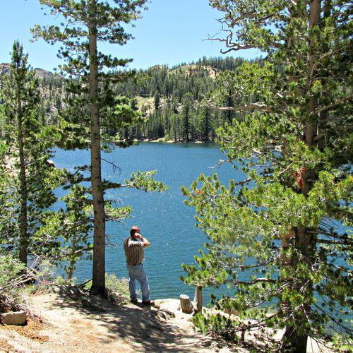 Alpine lake danny