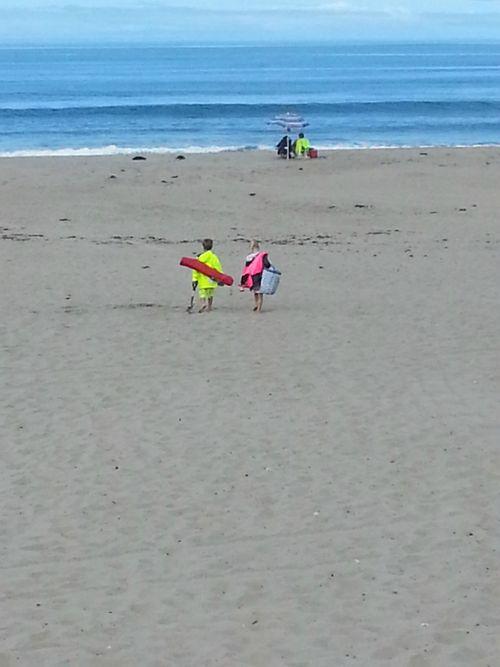 Sunset beach carlee and preston
