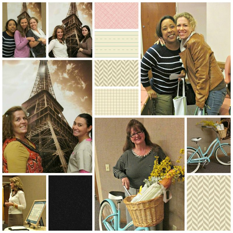 Relief society ladiesCollage