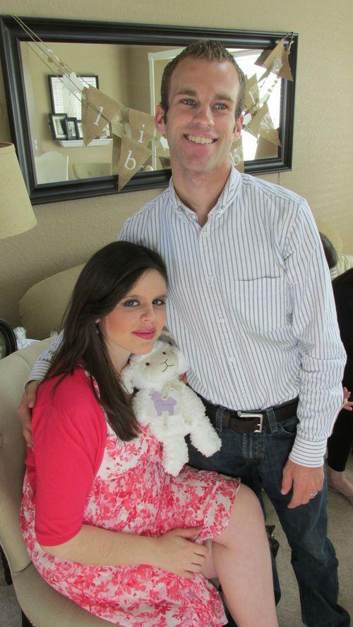 Babyshower mason and jessica