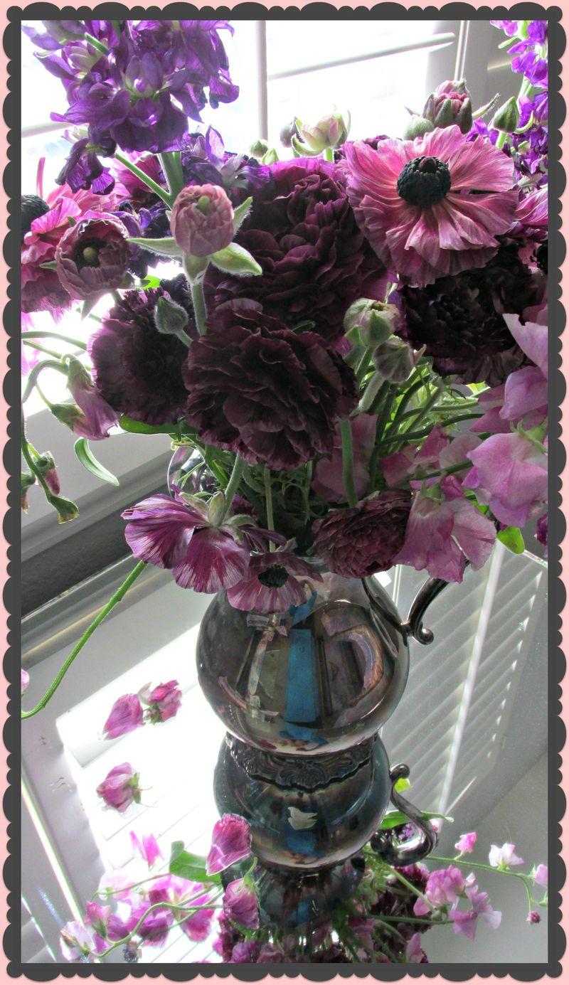 Flower potluck