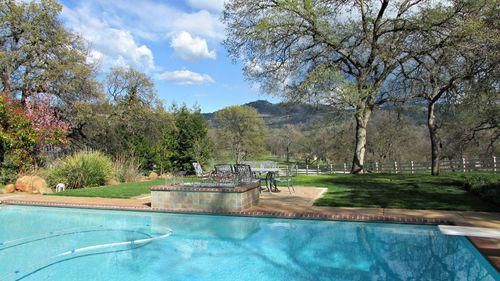 Catheys valley pool
