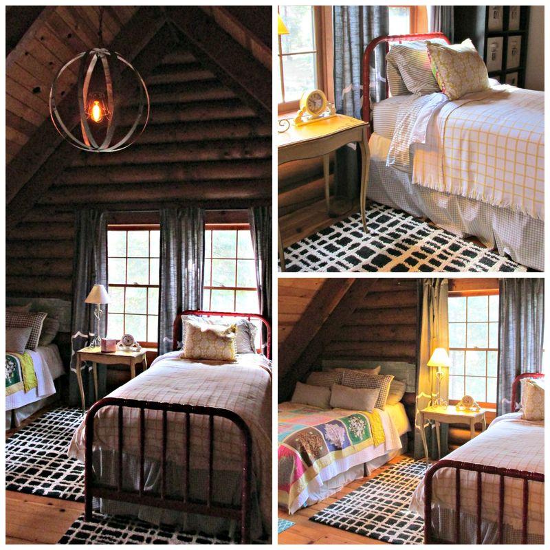 Cabin three bears Collage