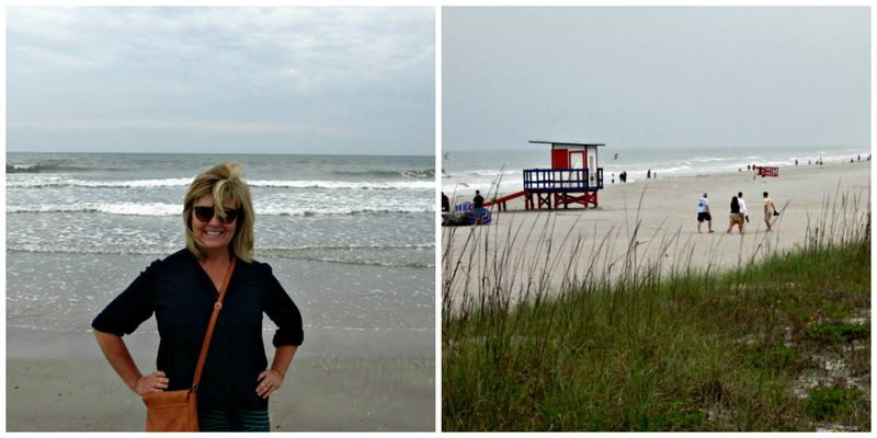 Cocoa beach Collage