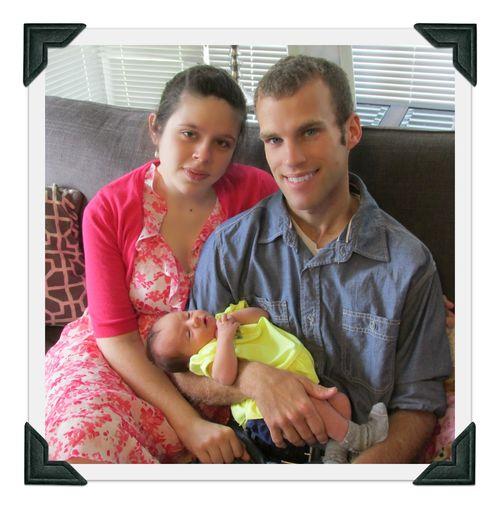 Mason and jessica family