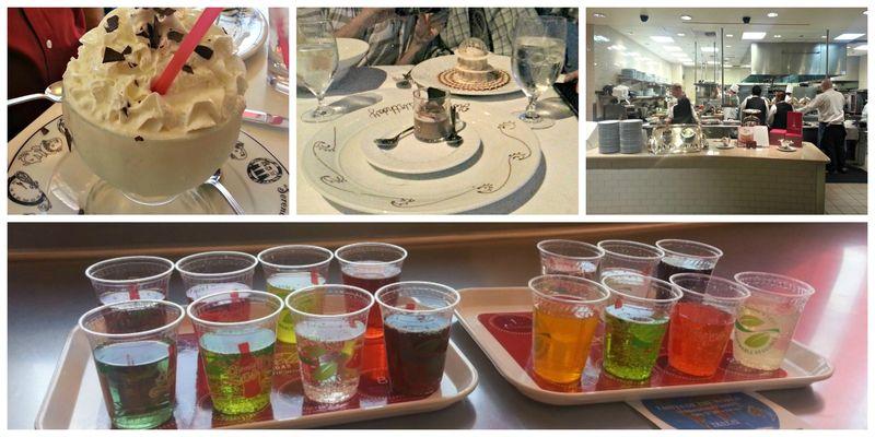 LV sodas around the world -food