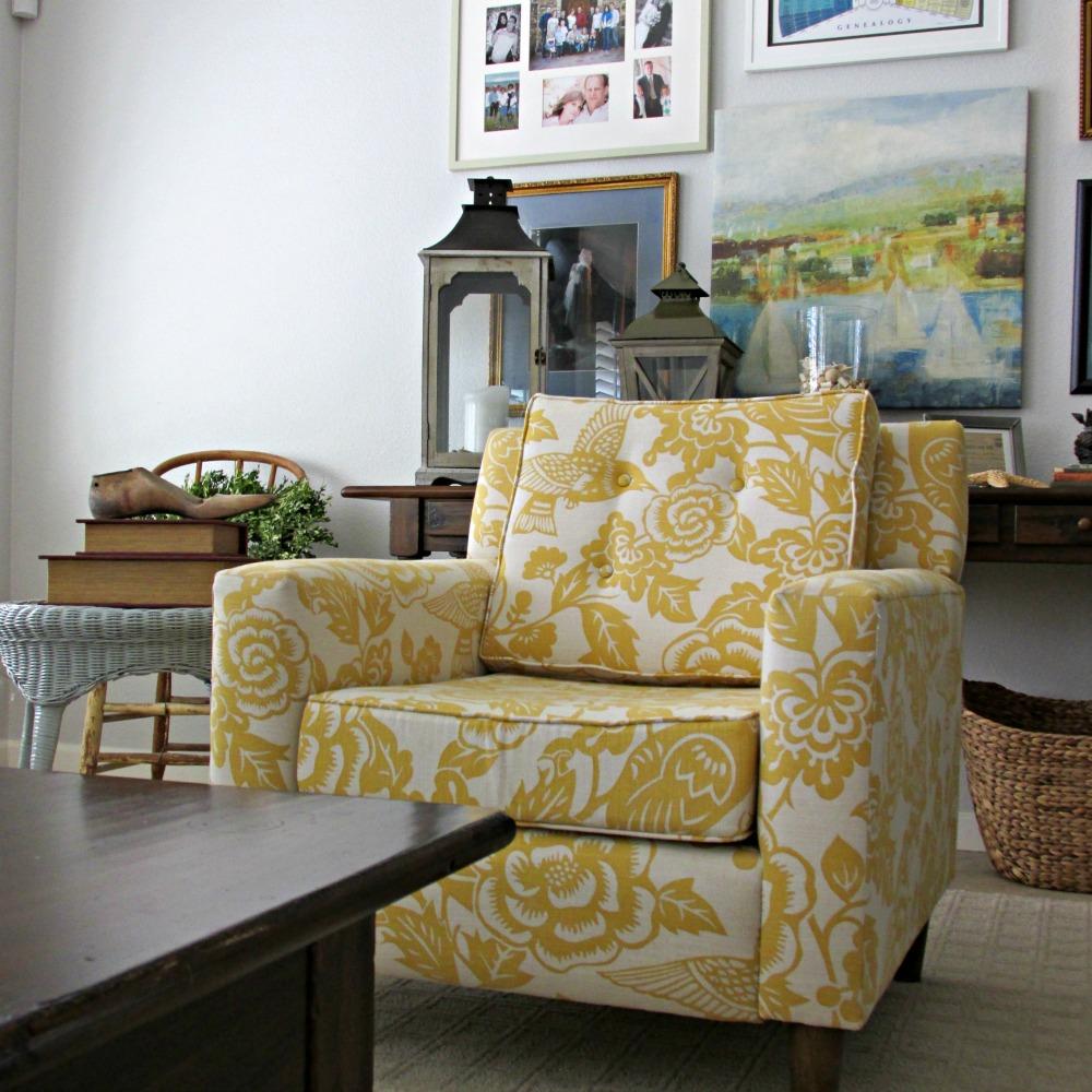 Yellow Chair 11