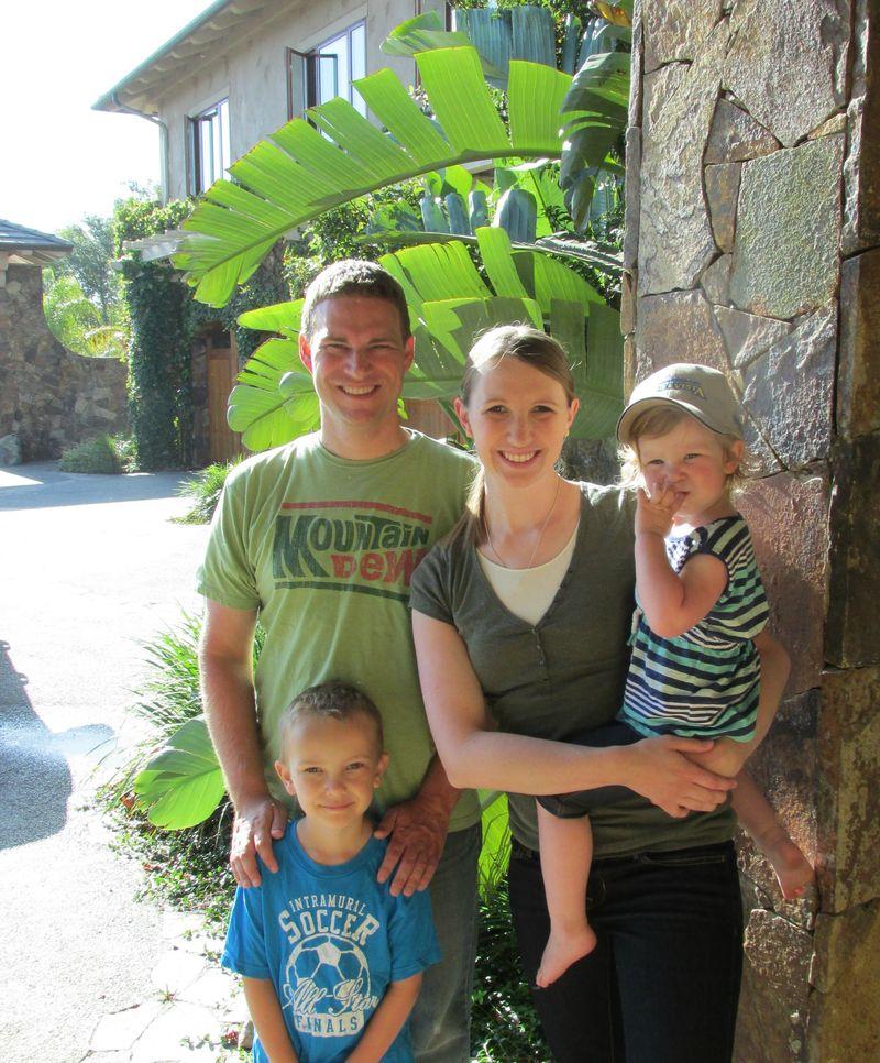 Kents family