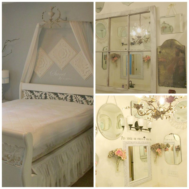 Catheys valley guest room Collage