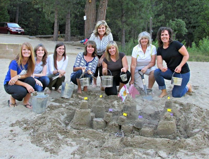 Sandcastle girls 2