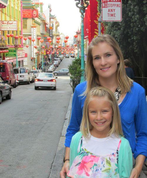 San Francisco China Town Shannon
