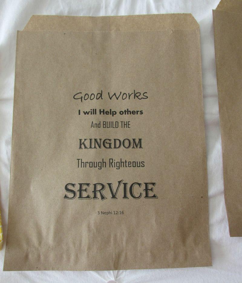 YW Good Works