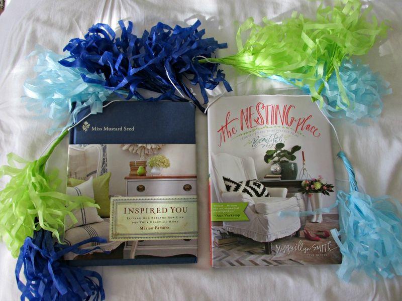 Blog giveaway
