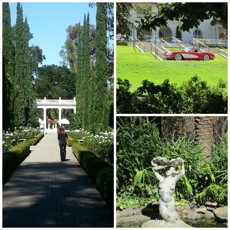 Villa Montalvo Collage