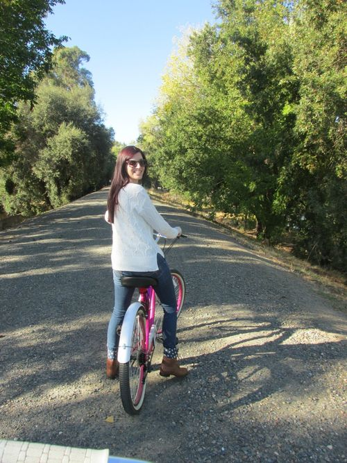 Bike bree trail