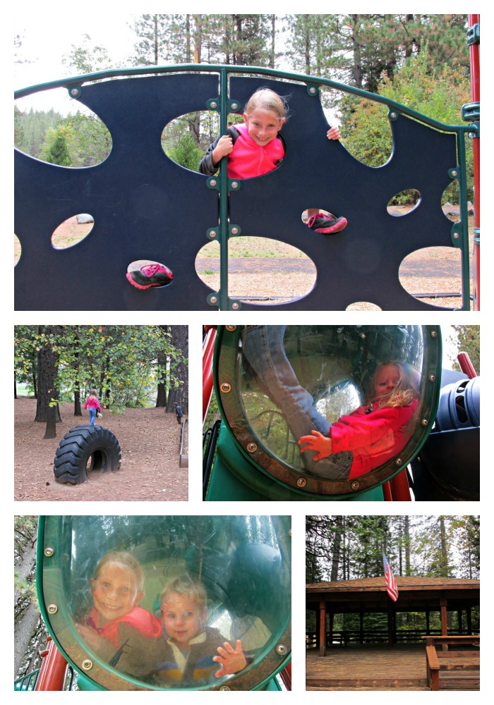 Park play Collage