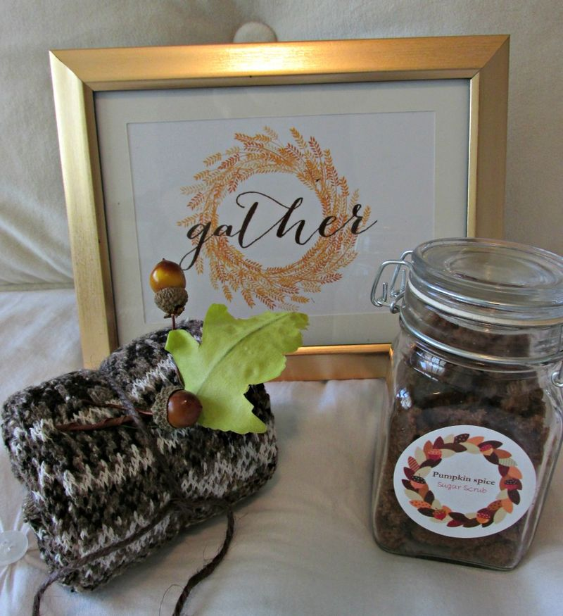 Enchanted fall favors 2