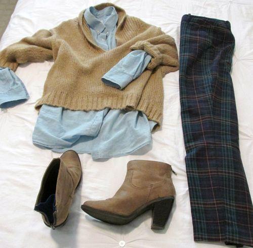 What I wore November