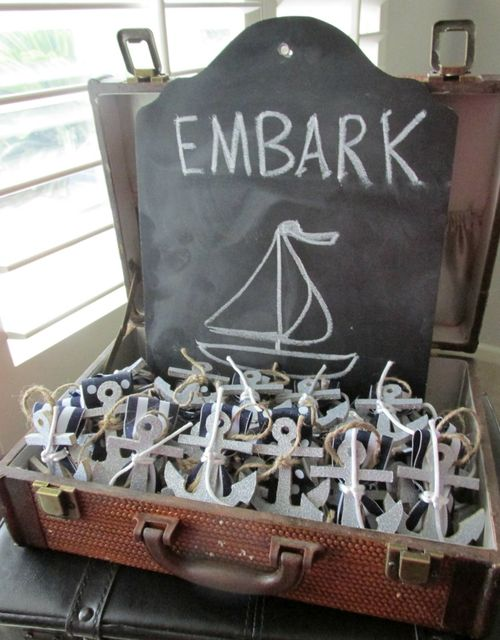 Embark anchor pins
