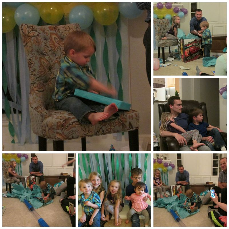 Happy Birthday Cole Collage