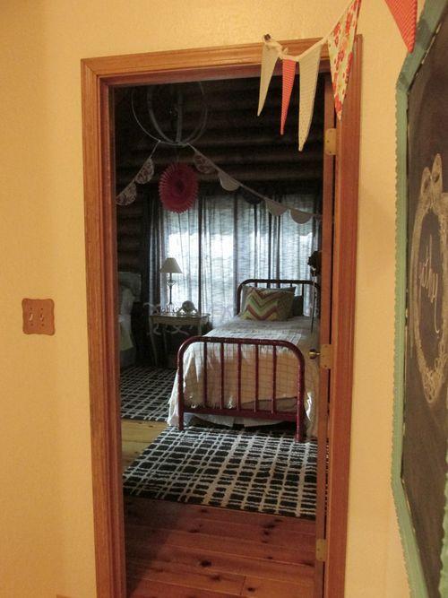 Cabin room 3 bears