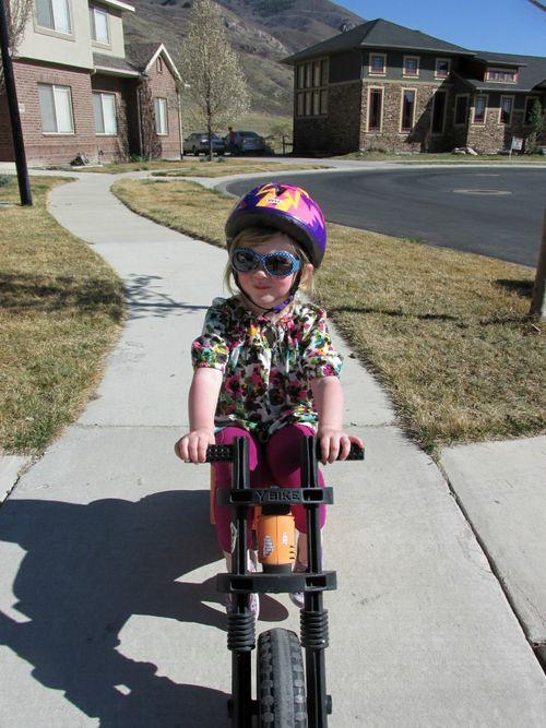 Ellie bike