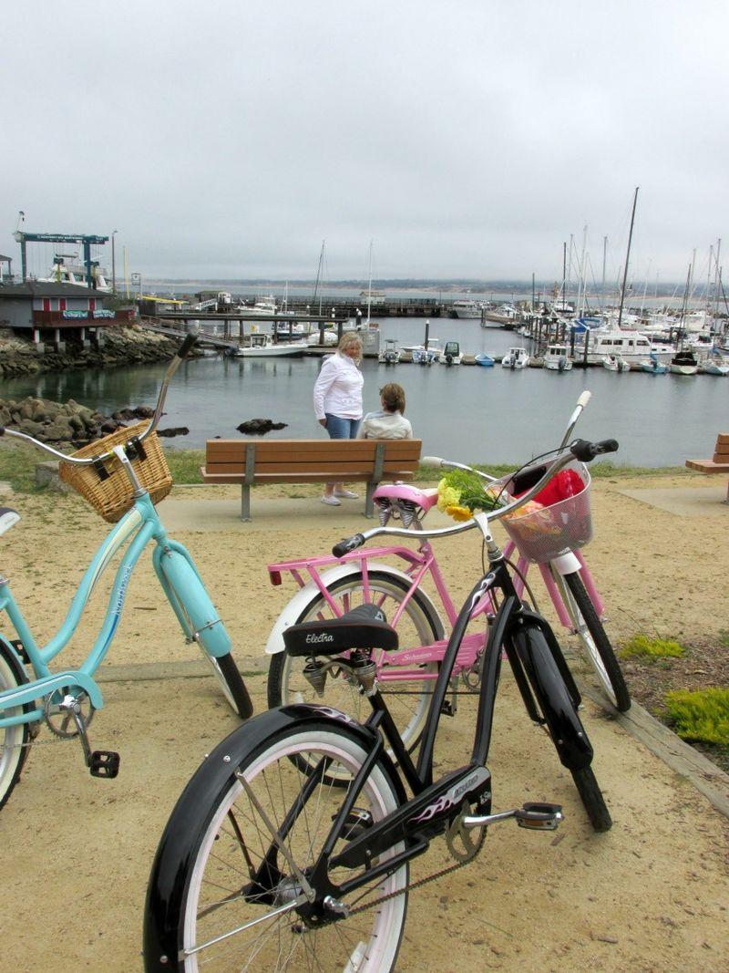 Bike adventure boats