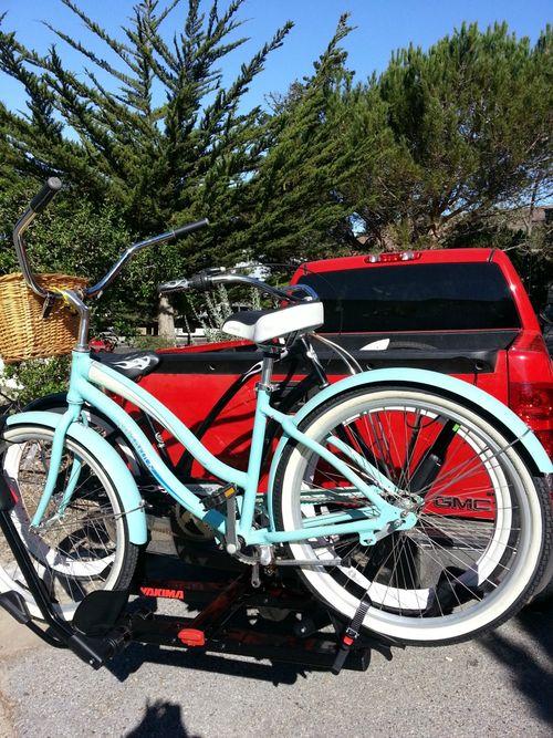 Bike adventure truck