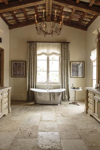 Bathroom exquisite surfaces