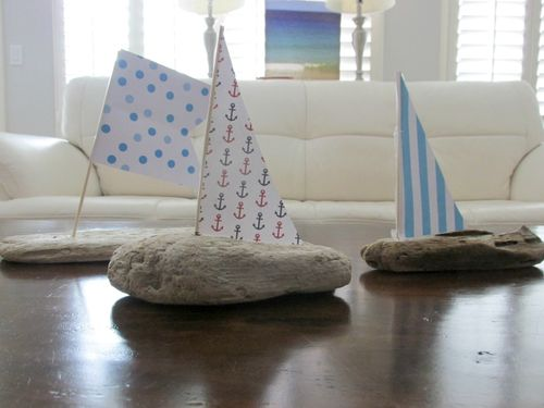 Sailboats for Young women's camp