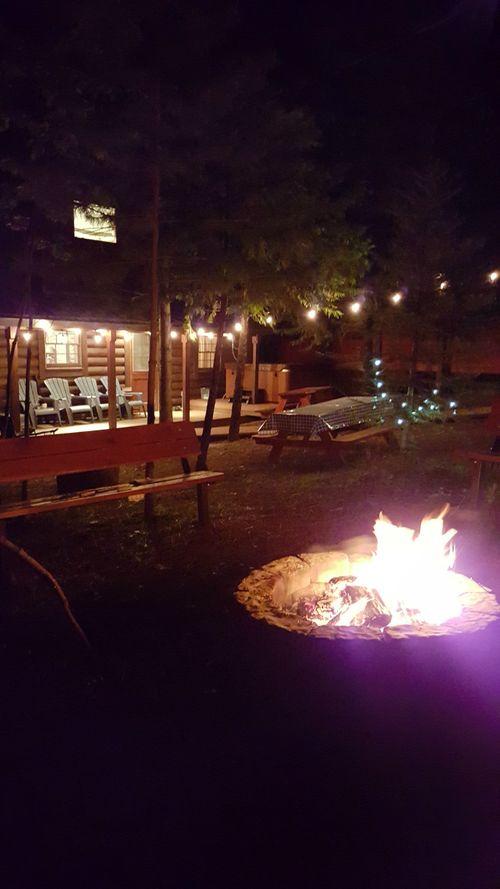 Cabin may 2015 lights